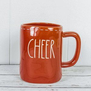 Rae Dunn 'cheer' Christmas Mug